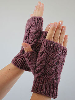 Unger Knit Mitts