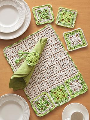 Bon Appetit crochet pattern