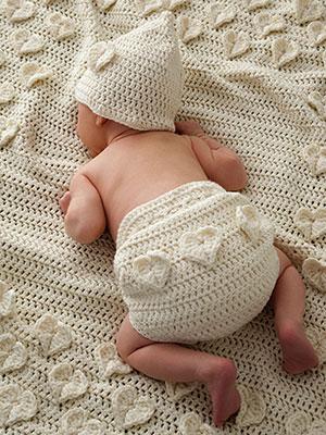 My Sweet Heart Set crochet pattern
